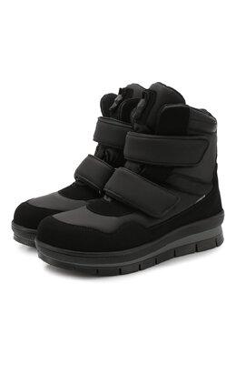 Утепленные ботинки Jog Dog 14060R/TU0N0 SIGMA/36-42