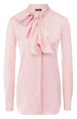 Шелковая блузка Kiton D38455K09S66