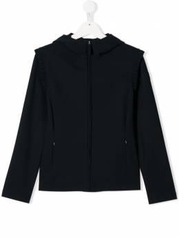 Il Gufo куртка на молнии с капюшоном P20GA330N0057