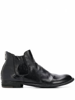 Officine Creative ботинки Lexikon OCDLEXI528IGN091000