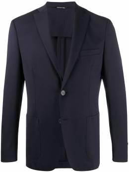 Tonello однобортный пиджак 06G327Y6973U
