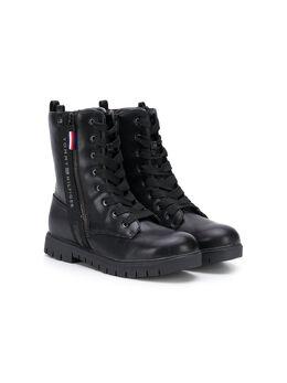 Tommy Hilfiger Junior ботинки в стиле милитари T3A5304530814999