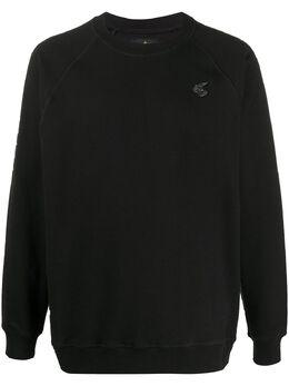 Vivienne Westwood Anglomania джемпер с вышитым логотипом 2602001620988