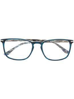 Etnia Barcelona двухцветные очки в квадратной оправе MISSOURI