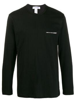 Comme Des Garcons Shirt футболка с логотипом S28118C1