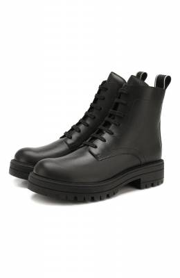 Кожаные ботинки Dsquared2 62372/36-41
