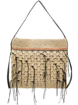 Dorothee Schumacher плетеная сумка на плечо 751501