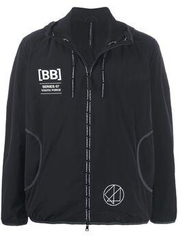 Blackbarrett худи Brotherhood на молнии с логотипом XSP395E172