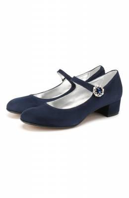 Кожаные туфли Missouri 78031/27-30