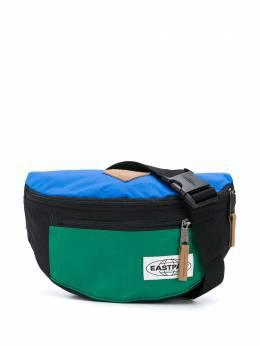 Eastpak поясная сумка в стиле колор-блок EK016NA25