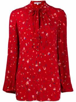 10 Crosby Derek Lam блузка Evadne с цветочным принтом TR01731FV