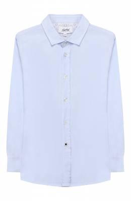 Хлопковая рубашка Aletta N00769ML/4A-8A
