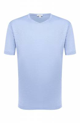 Льняная футболка Zilli MFR-17101-66006/JE01