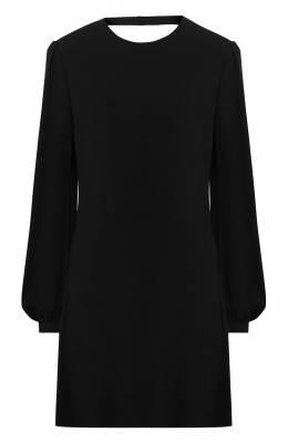 Платье с открытой спиной Saint Laurent 551961/Y117W