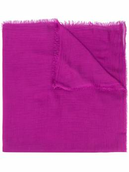 Faliero Sarti однотонный легкий шарф 0154