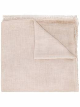 Faliero Sarti однотонный легкий шарф 0296
