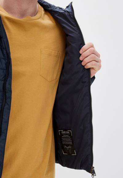Куртка утепленная Geox M0223QT2606F4386 - 4