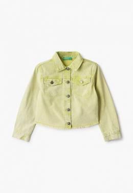 Куртка джинсовая United Colors Of Benetton 2PL353HW0