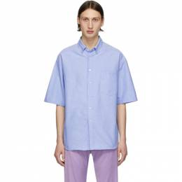 Noon Goons Blue The Simple Oxford Shirt NGSS20-016