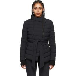 Mackage Black Down Gretta Coat GRETTA R