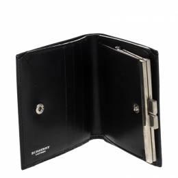 Burberry Beige/Black House Check Canvas Bifold Wallet 266919