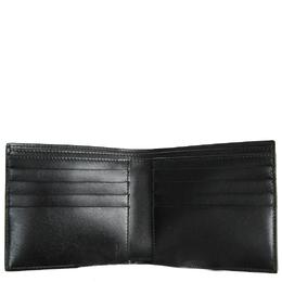 Celine Black Leather Wallet 267085