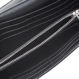 Miu Miu Pink Leopard Print Calfhair Flap Continental Wallet 267454