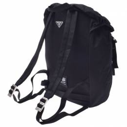 Prada Black Nylon Backpack 268423