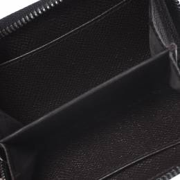 Dolce&Gabbana Black Key Print Canvas Coin Wallet