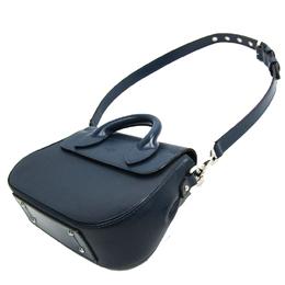 Louis Vuitton Blue Epi Leather Eden PM Bag 266752