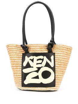 Kenzo декорированная сумка-тоут FA52SA500B09