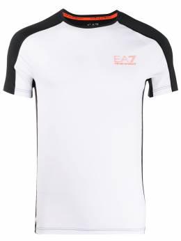 Ea7 футболка облегающего кроя 3HPT18PJ17Z