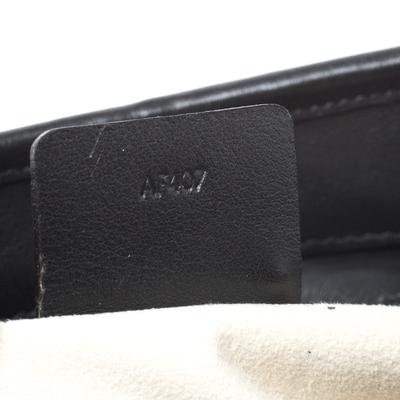 Montblanc Black Leather Starisma Alcina Shoulder Bag 258682 - 7