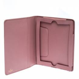 Valentino Light Pink Leather iPad Cover 259784