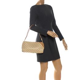 Bottega Veneta Multicolor Woven Leather Shoulder Bag 261142