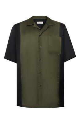 Рубашка из вискозы Dries Van Noten 201-20709-9241