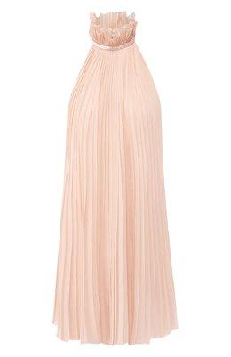 Шелковое платье Givenchy BW20PW10R4