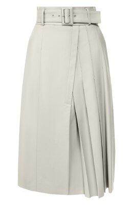 Кожаная юбка Drome DPD1913P/D400P