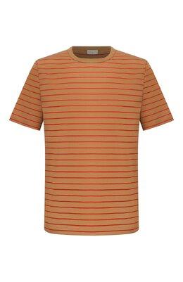 Хлопковая футболка Dries Van Noten 201-21106-9603