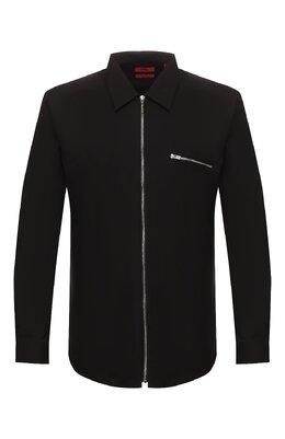 Хлопковая рубашка Hugo 50426552