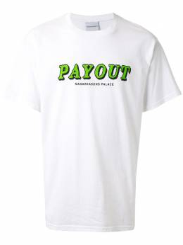 Nasaseasons футболка Payout с короткими рукавами T039W