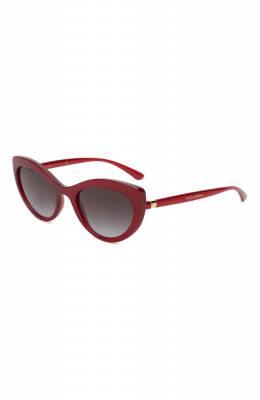 Солнцезащитные очки Dolce&Gabbana 6124-15518G