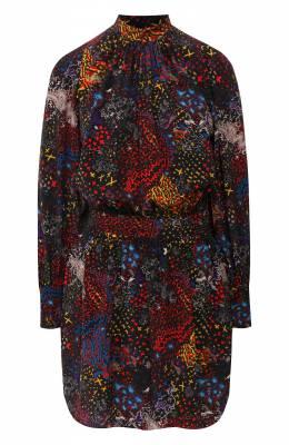 Шелковое платье Zadig & Voltaire WHCP0427F
