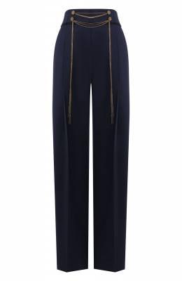 Шерстяные брюки Oscar De La Renta 20RE323BIS