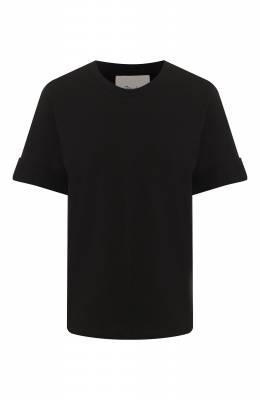 Хлопковая футболка 3.1 Phillip Lim E202-1783NHJ