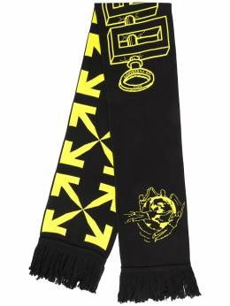 Off-White шарф Universal Key OMMA001S204070131060