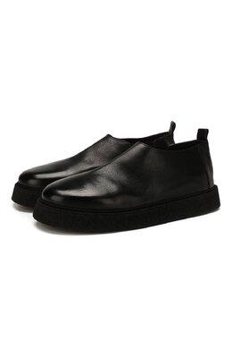 Кожаные ботинки Marsell MM3196/PELLE V0L0NATA