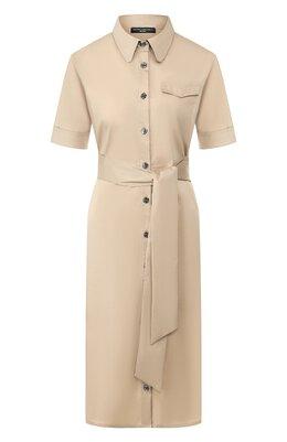 Хлопковое платье Pietro Brunelli AG0421/LG/C0P319