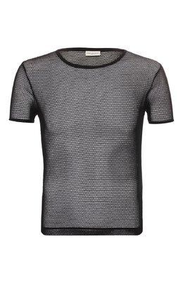 Хлопковая футболка Dries Van Noten 201-21165-9608
