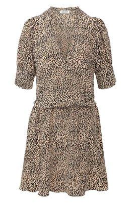 Платье из вискозы Zadig & Voltaire SJCF0402F